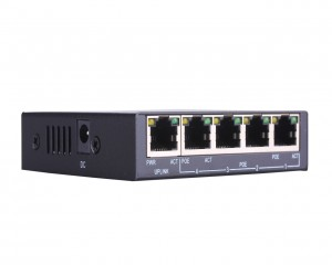 Switch POE 4+1